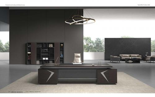 现代时尚总裁桌